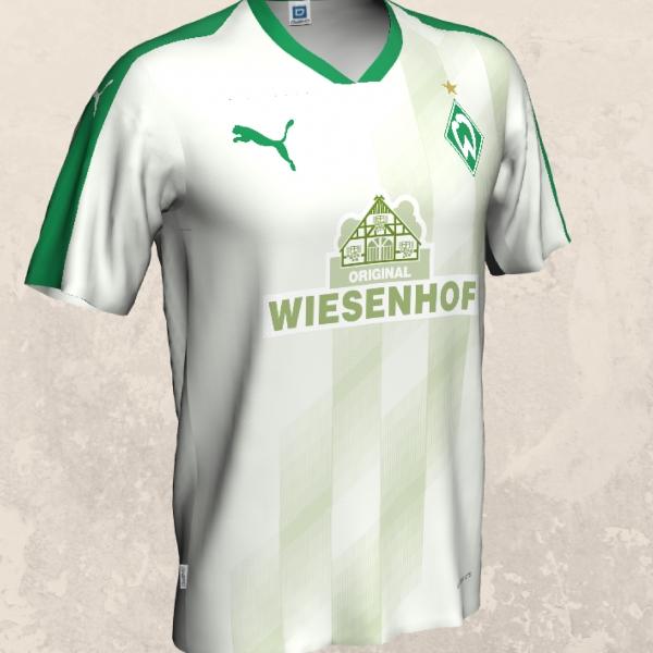 Werder Bremen away