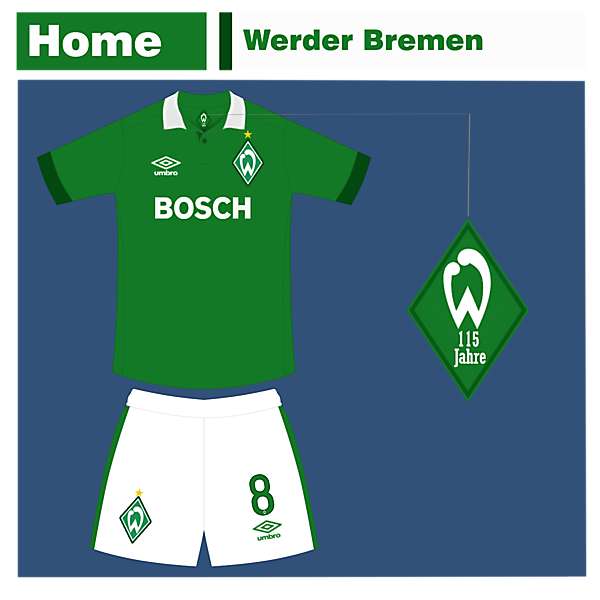 Werder Bremen Home