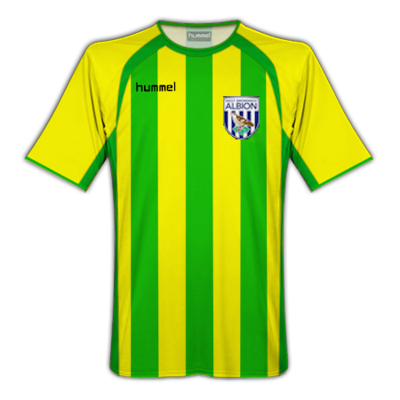 West Bromwich Albion Away