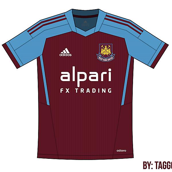 West Ham Adidas