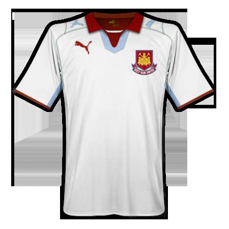 West Ham United 3rd