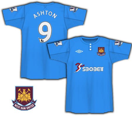 West Ham United Away