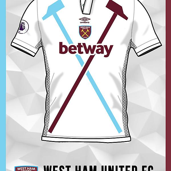 West Ham United FC Away