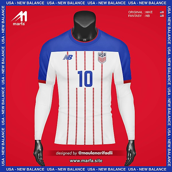 WHAT IF USMNT JERSEY SPONSORED BY ANOTHER LOCAL APPAREL