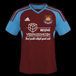 West Ham United - Adidas - Reijns Verpakkingen