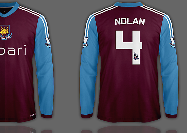 West Ham - Adidas