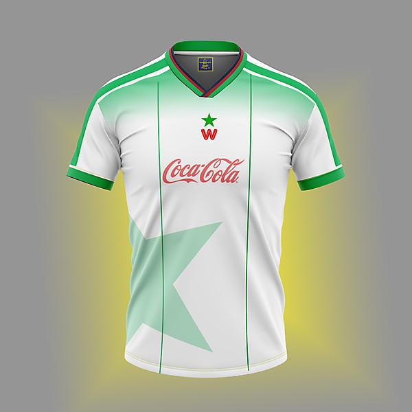 Wohaib FC home concept