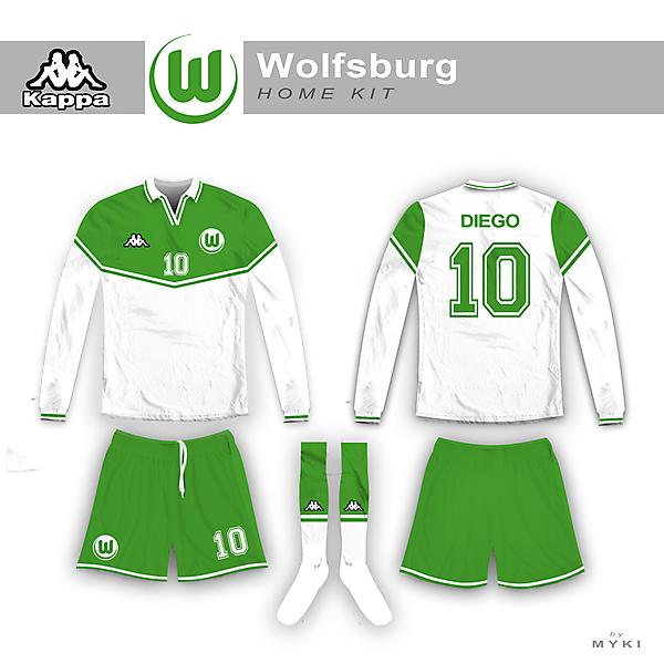 Wolfsburg - Home Kit