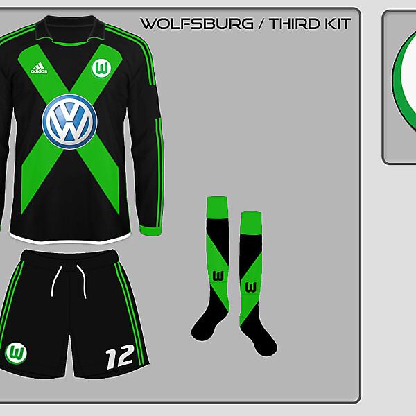 Wolfsburg / Third