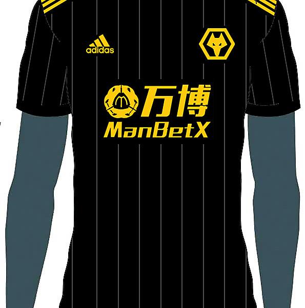 Wolves Third Kit Concept