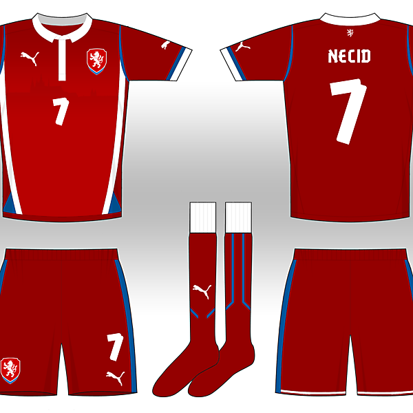 World Cup Competition Qualification - Czech Republic