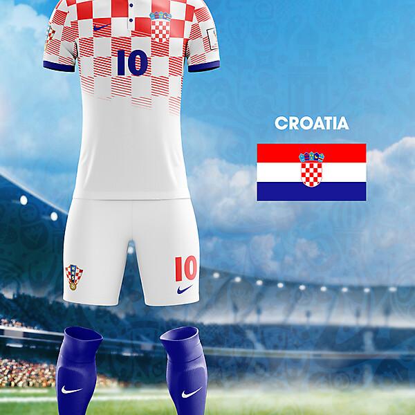 World Cup Flag Kit: CRO