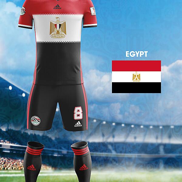 World Cup Flag Kit: EGY