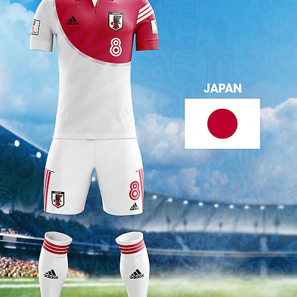 World Cup Flag Kit: JAP