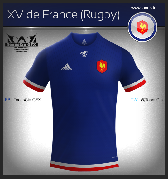 XV de France (Rugby World Cup)