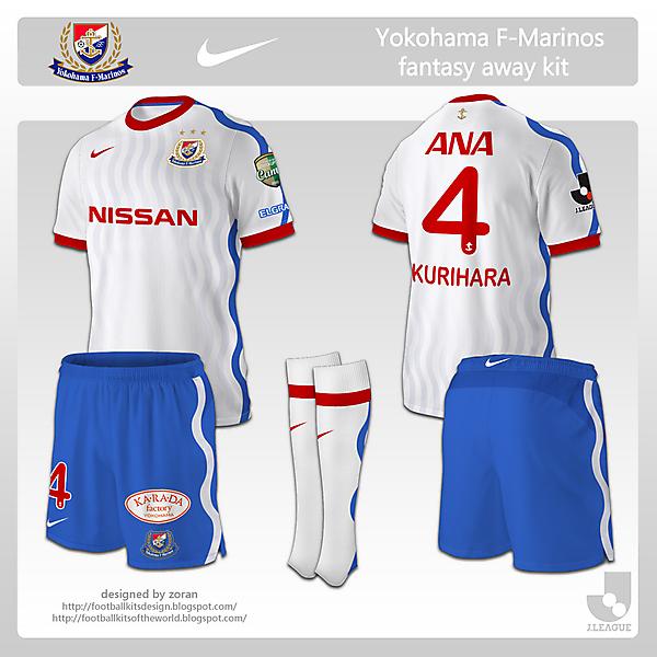 Yokohama F. Marinos fanatsy away