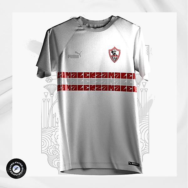 Zamalek handball kit