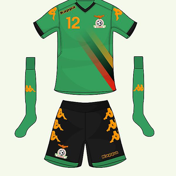 Zambia- Kappa