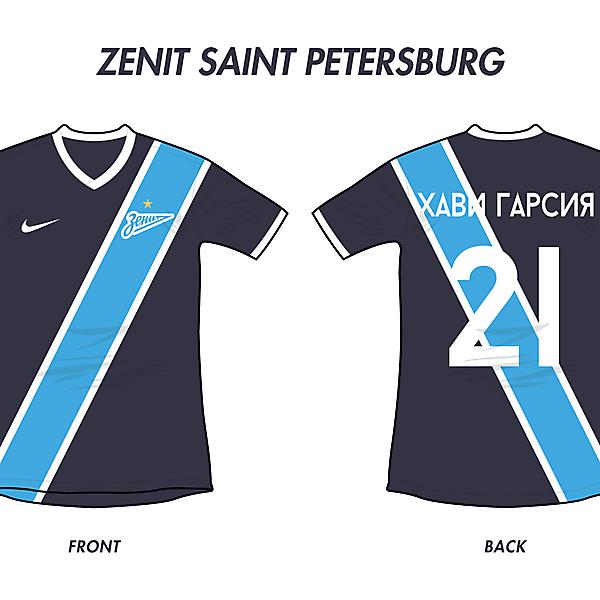 Zenit Saint Petersburg Third
