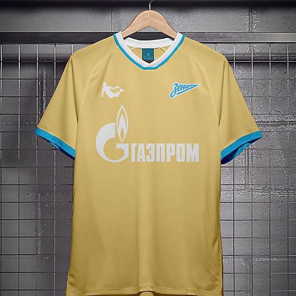 Zenit St. Petersburg - Third Kit