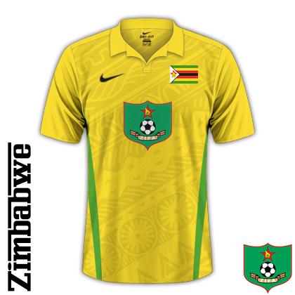 ZIMBABWE - NIKE