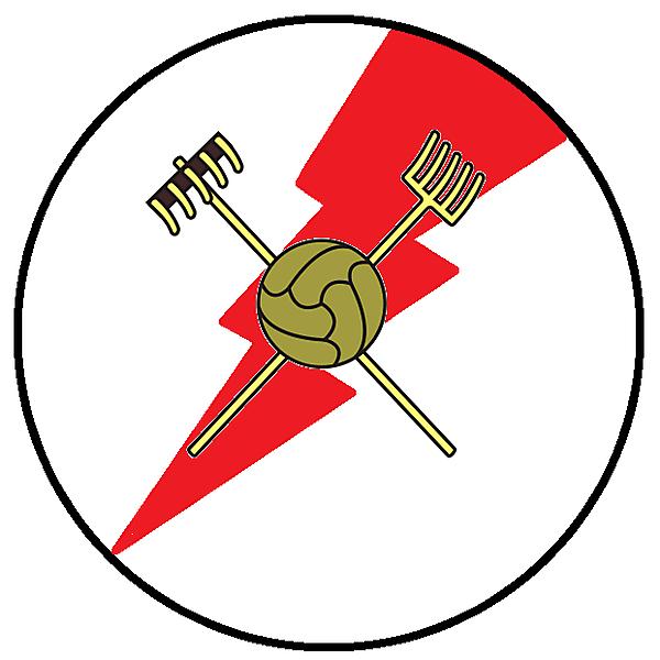 Rayo Vallecano Minimalist Logo
