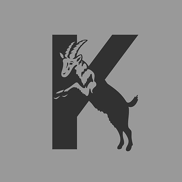 1 FC Koln alternate black on grey logo