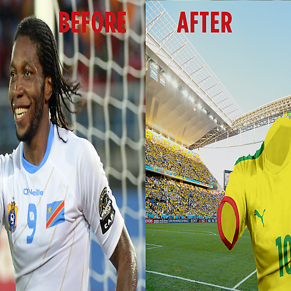 Before - After