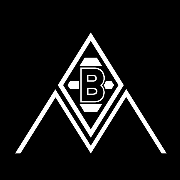 Borussia Moenchengladbach different look logo concept