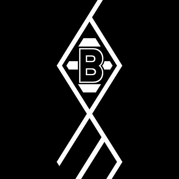 Borussia Moenchengladbach different look logo concept