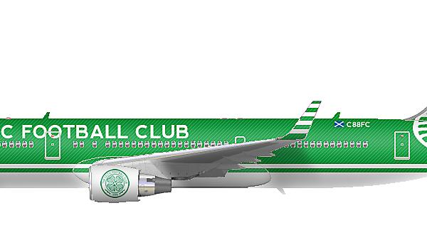 Celtic Plane
