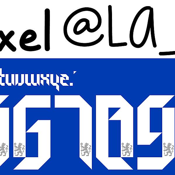 Chelsea Font