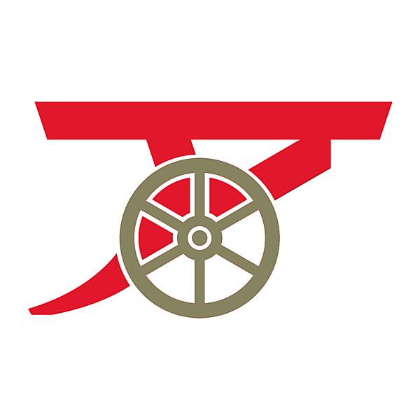 FC Arsenal alternative logo.
