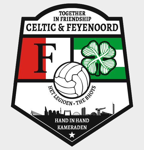 Feyenoord & Celtic Crest