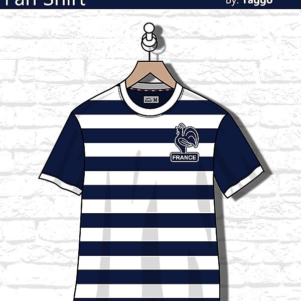 France Fan shirt