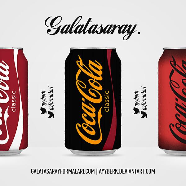 Galatasaray x Coca-Cola 15-16