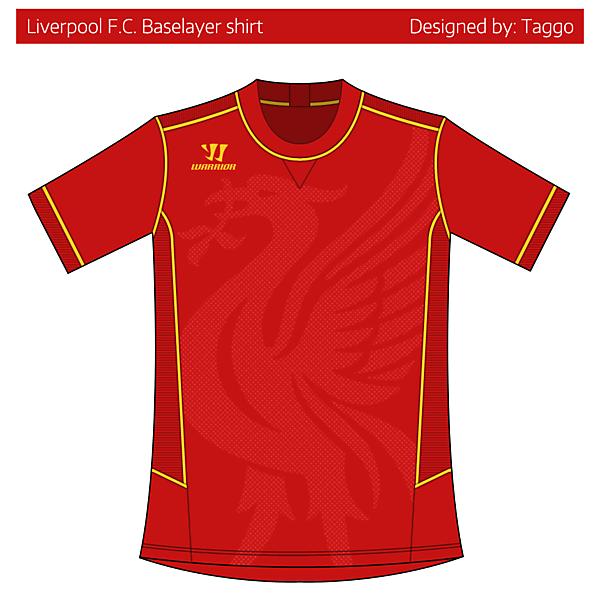 Liverpool FC Baselayer shirt
