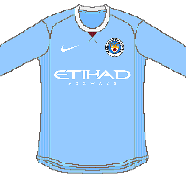 Manchester City Nike Thermal Tee