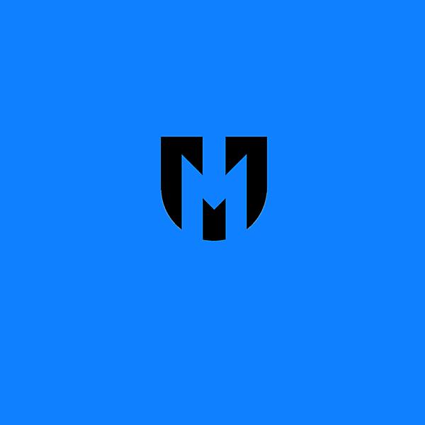Manchester United third logo concept .