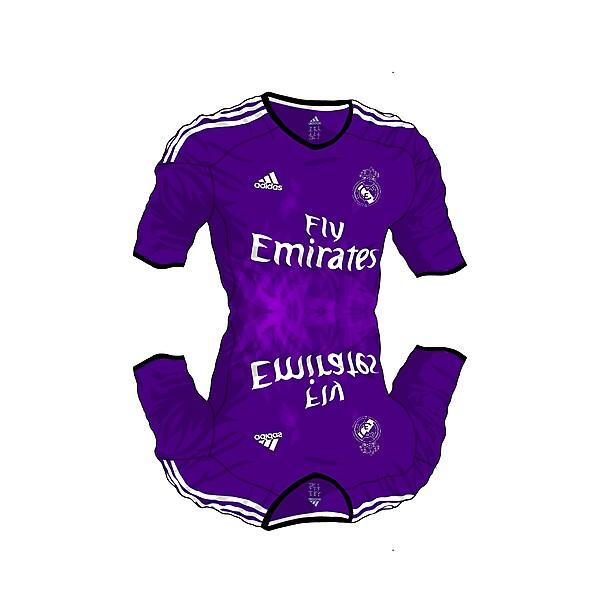 Mirror Real Madrid Third Kit (Techfit Project)