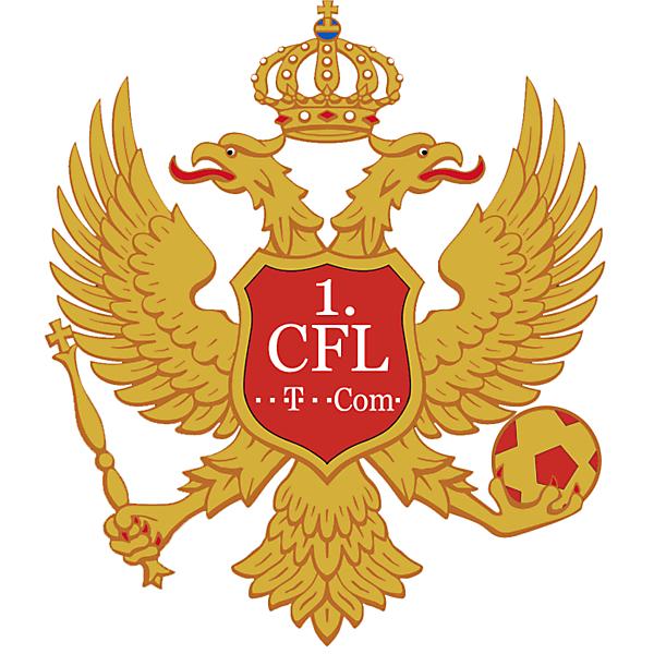 Montenegrin League Logo