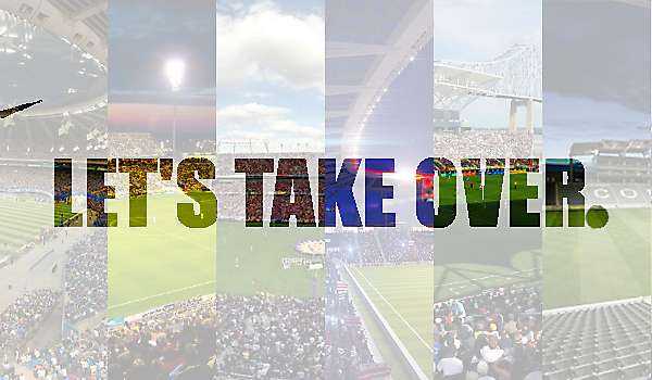 Nike Takeover's MLS (Banner)