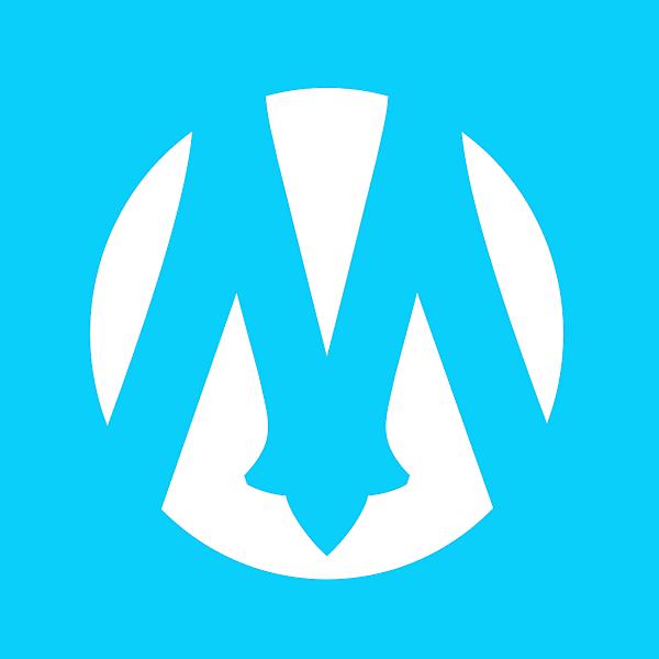 Olympique  de Marseille secondary logo.