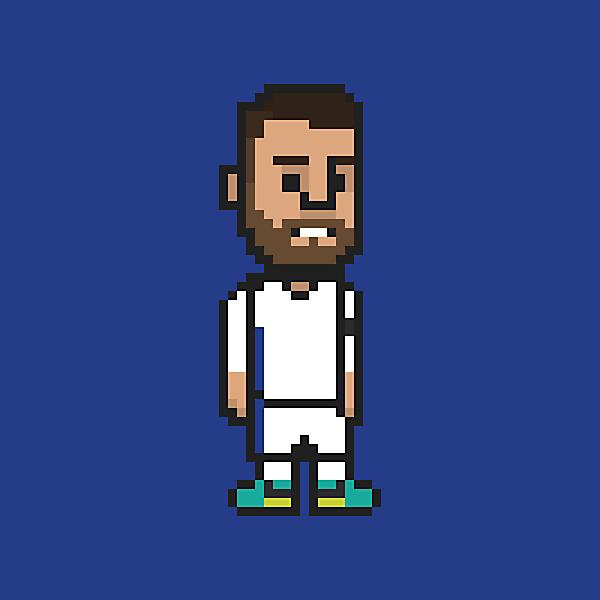 Sergio Ramos • 8bit