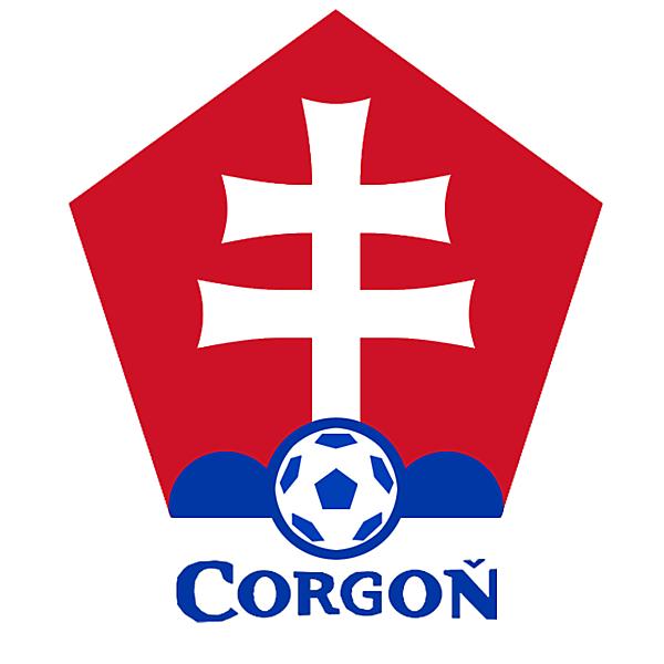 Slovak Corgon Liga Logo