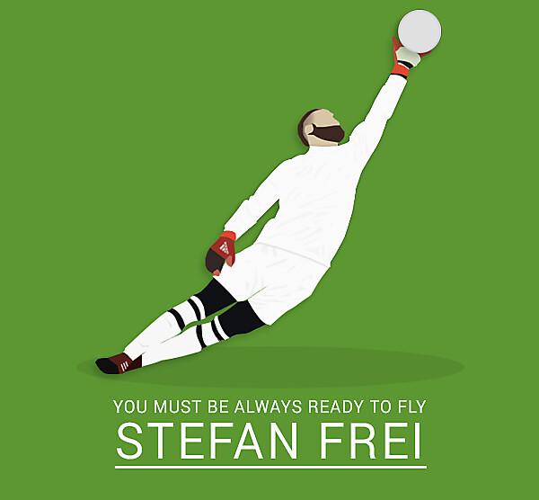 Stefan Frei Minimal