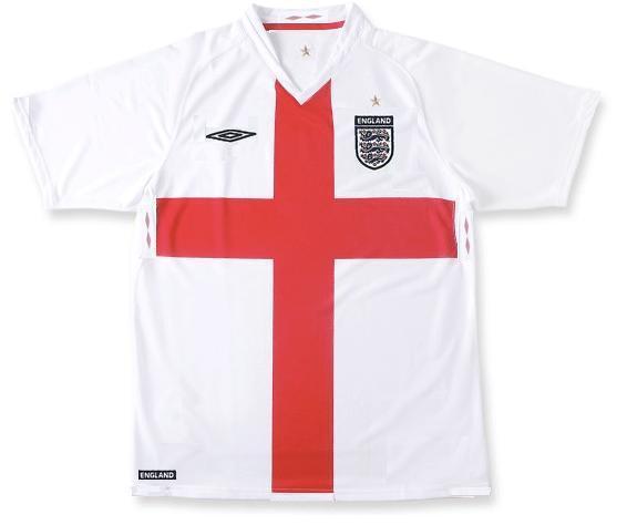 England Kit 2010