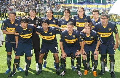 boca campeon appertura 2008