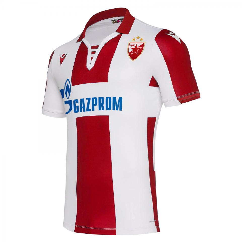 Crvena Zvezda macron Levante inspired concept kit