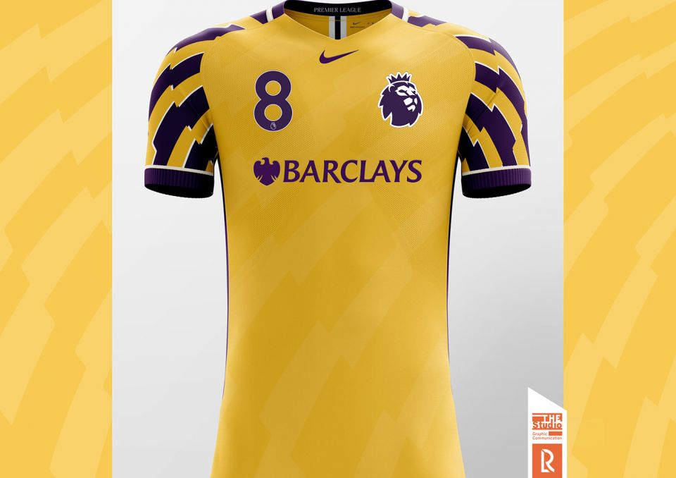Premier League Away kit